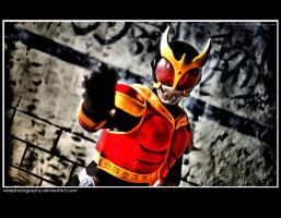 KR.Kuuga.MightyForm by wisephotography