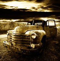Old car by collargoll