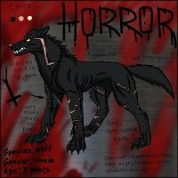 Horror Reference by BullTerrierKa