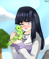 The Sweet Hinata by the88cherryice
