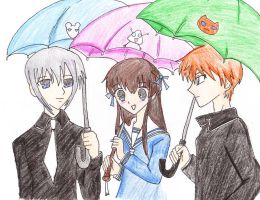 Fruits Basket by jcrpurple417