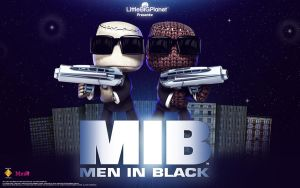 M.I.B. agents by The-Architetcer