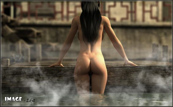 Hot Pool 2 by Image-Edit