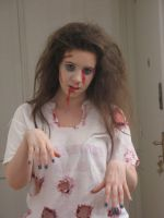 i'm a zombie by tamisise