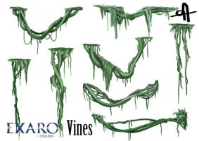 Exaro Environments - Vines by AaronQuinn