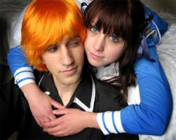 Kyo x Tohru Cosplay by Sea-of-Ice