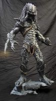 Predator Maquette Blood Lord by hwmilkman