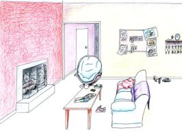 Another Living Room by Shachza