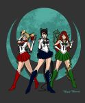 Sailor Sirens by liu-psypher