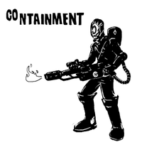 Containment Flamer by CarrionTrooper