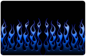 Flame laptop_skin_template by sounddevil13