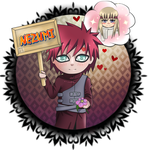 Dream Gaara by PolishaMyshka