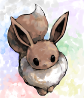eevee by SailorClef