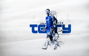 John Terry | Wallpaper by destroyer53