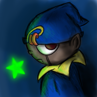 A Second Geno Speed Paint by MeganImel