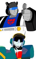 Jazz n Gunmax quick color by Jee-Youn-Lim
