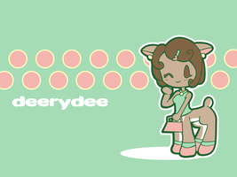 deerydee wallpaper by mandichan