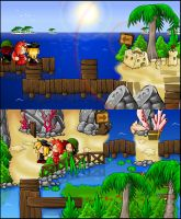 world 2 screens by KupoGames