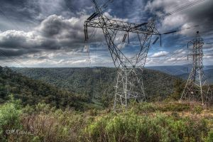 Power towers by mnoruzi