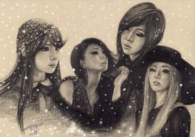 2ne1 (Missing you) by sasha-pak