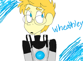 Wheatley by MeowTownPolice