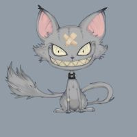The Cat! by Lawliet-10