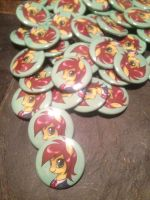 GalaCon 2013 Button by johnjoseco