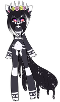 Themed Anthro Adopt 3 { CLOSED } by FlaaffysTaffyAdopts