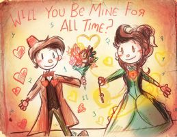 Be Mine for All Time by The-Longfall-of-1979