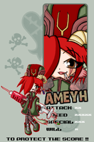 Pixel Fighter :: SCORE GET by Ameyh