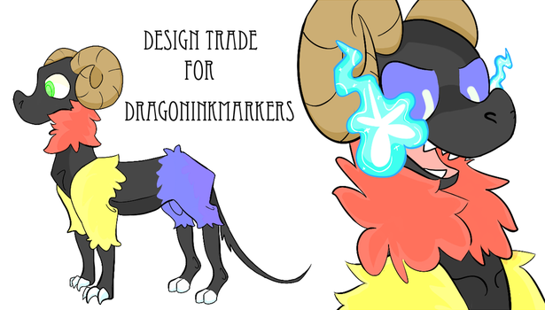 FIRE THE BLASTERS!!! [Character Trade] by TheLunaGlitch