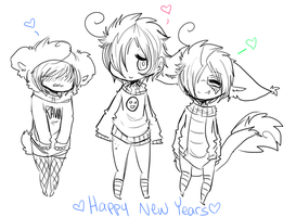 happy sexy new year by DonitKitt