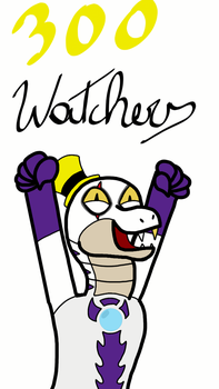 SPECIAL 300 WATCHER by Missingno-54