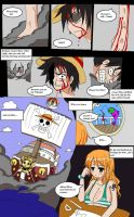 One Piece Doujinshi Page 1 by crimson875