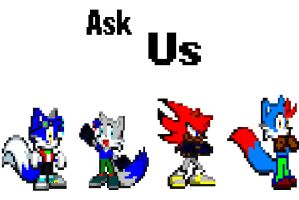 Ask us by CozandTails