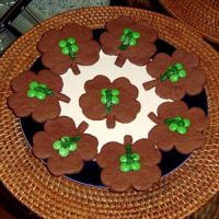 St.Paddy's Day Cookies by monkeywench