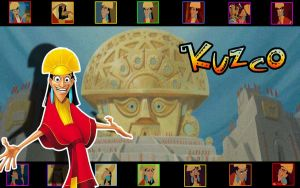 Kuzco Wallpaper by simsim2212