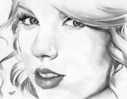Taylor Swift by MichaelWarrenTaylor