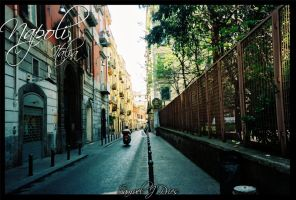 street of italy by djatjis