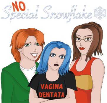 No Special Snowflake Cast by comicalclare