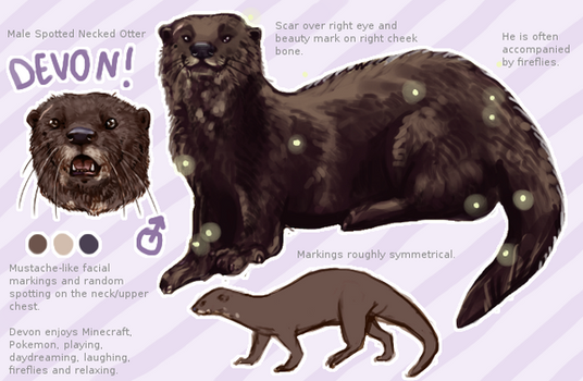 Devon Reference by ashleigheperry