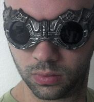 riddick rule the dark goggles finished by ajb3art
