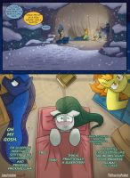 Lunar Isolation Pg 40 by TheDracoJayProduct