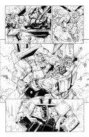 IDW Transformers 11 page 20 by GuidoGuidi