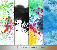 large textures - set n.7 by Trapunta
