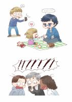 [BBC SHERLOCK]Playing house by twosugars16