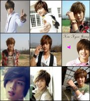Kim Hyun Joong Collage by ShineeWorld58