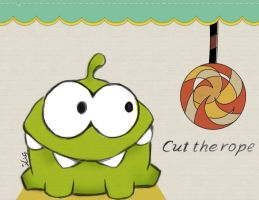 cut the rope by 3ennad