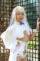 Tekken 6 - Lili - Bridal - Blond by OneWei