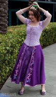 Rapunzel: the Lost Princess by n1njap1rate